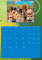 fbacc calendar june 2011 - fanboy-and-chum-chum-club fan art