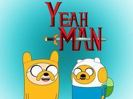 finn and jake, অথবা jake and finn?