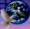 firestar121's entry:world peace dove