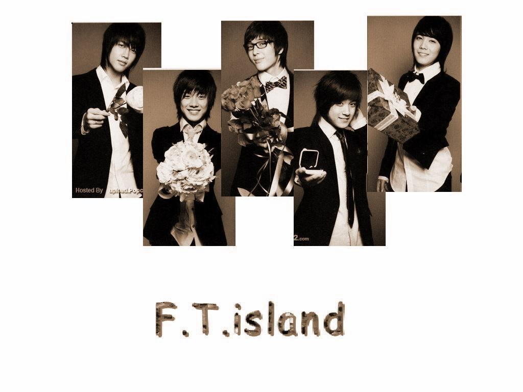 I Love F T Island