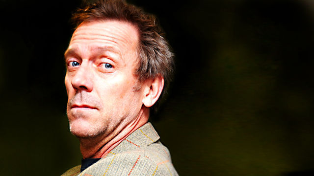hugh laurie young. hugh laurie