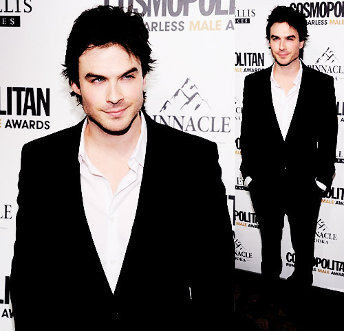 Ian Somerhalder wallpaper containing a business suit, a well dressed person, and a suit titled ianjosephsomerhalder.tumblr