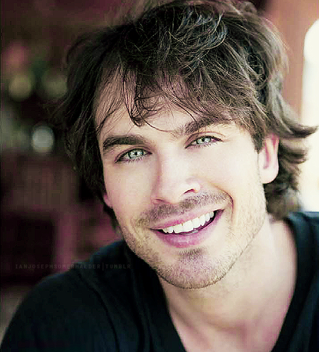Vampire Diaries – Fernsehserie Hintergrund with a portrait entitled ianjosephsomerhalder.tumblr