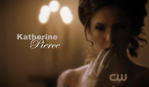 katherine pierce !
