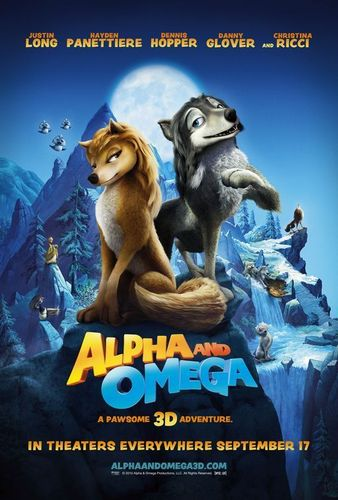 movie cover for alpha and omega