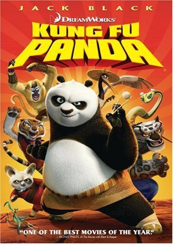 movie cover for kung fu panda