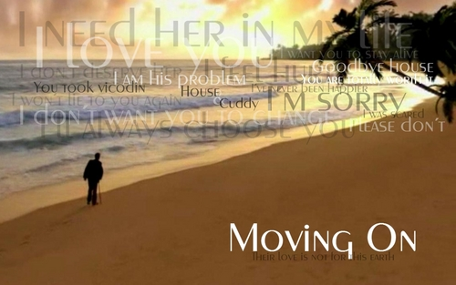 Huddy wallpaper containing a sunset entitled moving on
