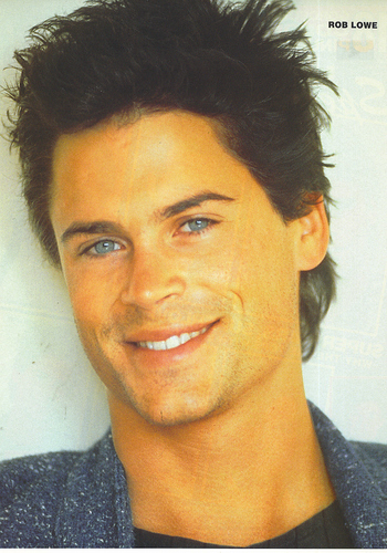 Rob Lowe kertas dinding containing a portrait titled rob lowe