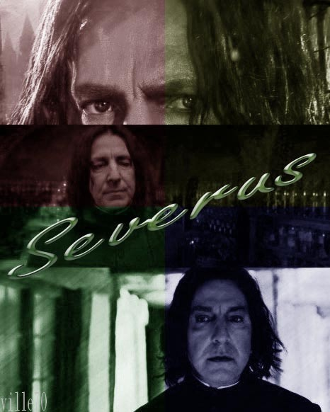 severus color of my Любовь