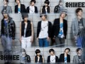 shinee - shinee world wallpaper