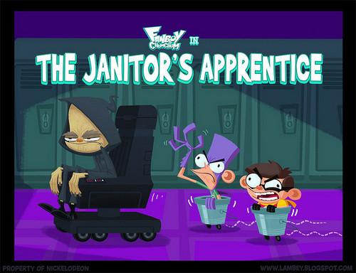 the janitors apprentice