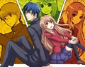 toradora! Fan Art - toradora fan art