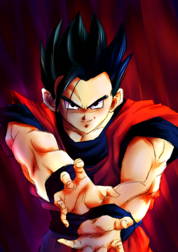 Dragon ball z images ultimate gohan hd wallpaper and - Dragon ball z gohan images ...