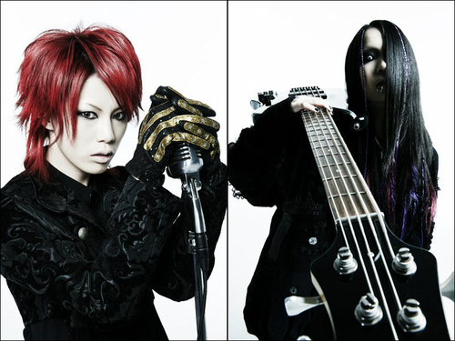 Jyou & Naoto (exist†trace)