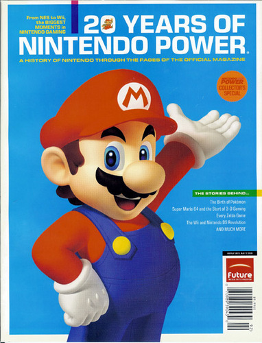 20 Years of nintendo Power