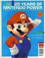 20 Years of Nintendo Power - nintendo photo