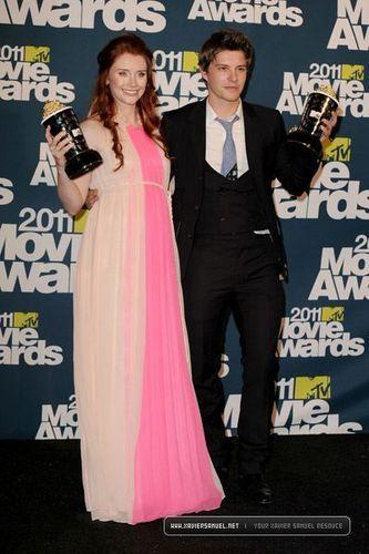 2011 MTV Movie Awards [Press Room] - June 5