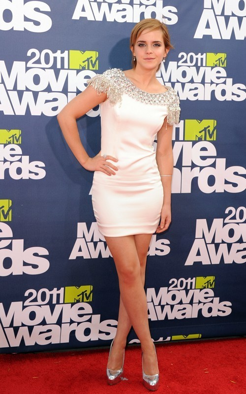 emma watson 2011 mtv. 2011 MTV Movie Awards
