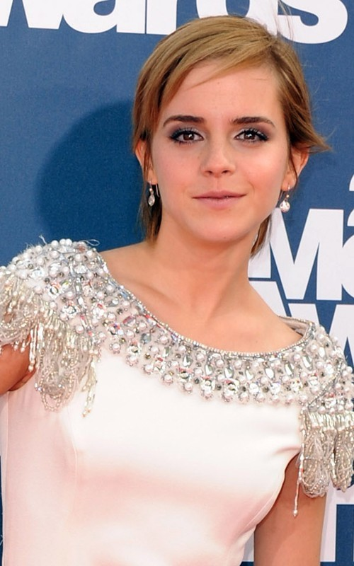 emma watson 2011 mtv. hair Emma Watson seemed uber emma watson 2011 mtv awards.