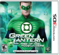 3DS game cover - green-lantern photo
