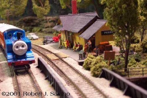 A Thomas & vrienden Art