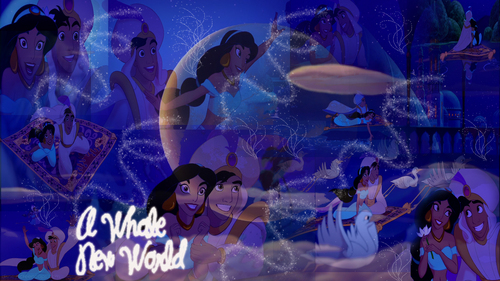 A Whole New World