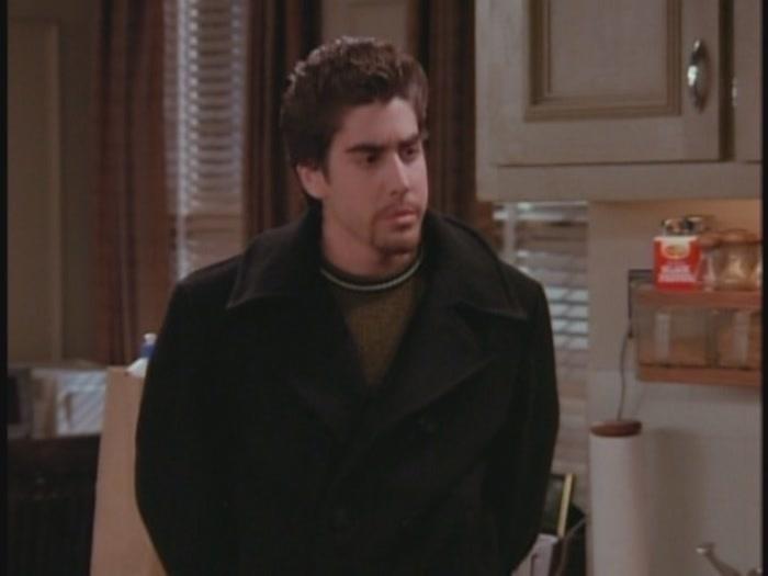 Adam in Friends: The One Where Dr. Ramoray Dies - Adam