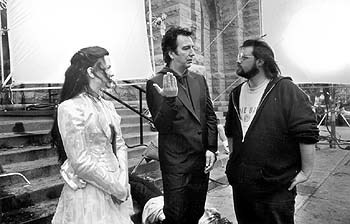 Alan, Alanis Morissette and Kevin Smith -Dogma