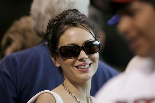 Alyssa - Dodgers LA