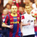 Andres Iniesta - fc-barcelona icon