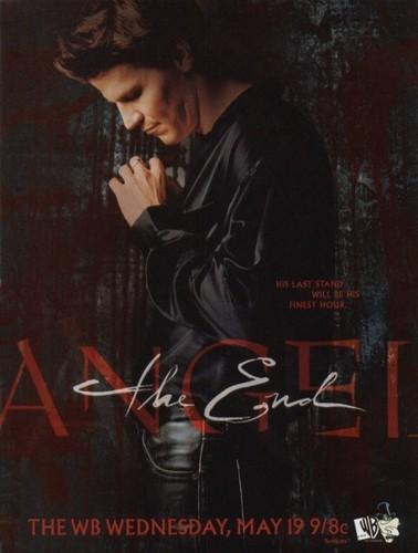 Angel promo poster