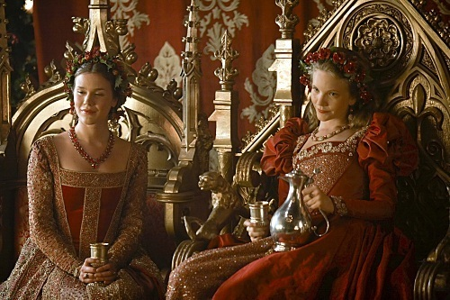 Anne of Cleves & Katherine Howard
