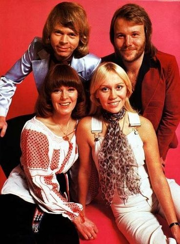 Anni Frid: ABBA - redheads Photo