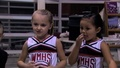 Glee Mini Quinn and Mini Santana
