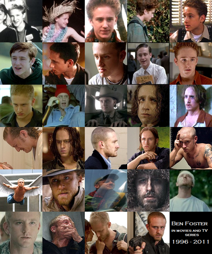 Ben Foster on the screen (1996 - 2011)