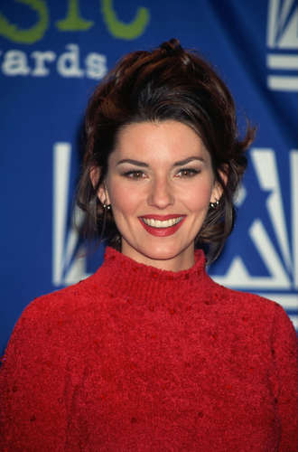 Shania Twain wallpaper titled Billboard Awards 1995