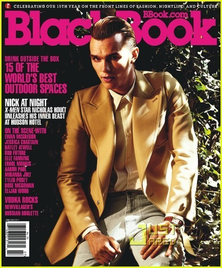 BlackBook June/July 2011