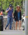 Blake Lively &amp; Leonardo DiCaprio: Verona Sightseeing! - leonardo-dicaprio photo