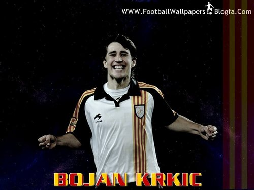 Bojan Krkić Wallpaper - fc-barcelona Wallpaper
