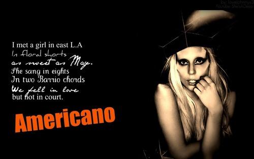 Born This Way Hintergrund [AMERICANO]