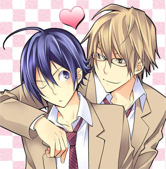 bakuman yaoi Boys Love!