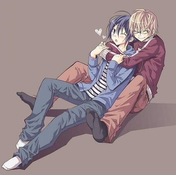 bakuman yaoi Boys Love!