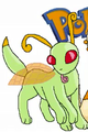 Bugeon: fan made bug eevelution!!
