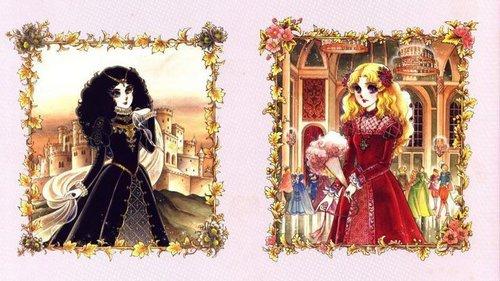 Origeld & Aldis ( Two Princesses)