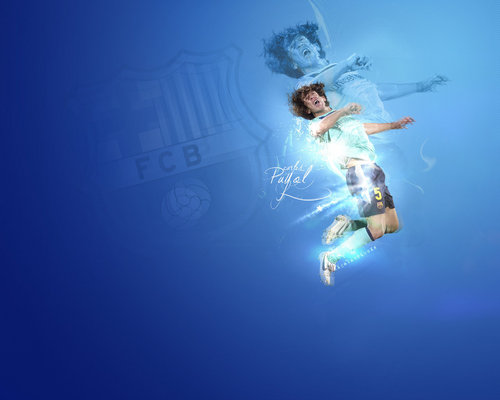 Carles Puyol Wallpaper - fc-barcelona Wallpaper