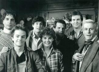 Cast in 1985