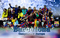 fc-barcelona - Champions of the 2010/11 CL! wallpaper