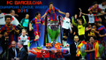 Champions of the 2010/11 CL! - fc-barcelona fan art