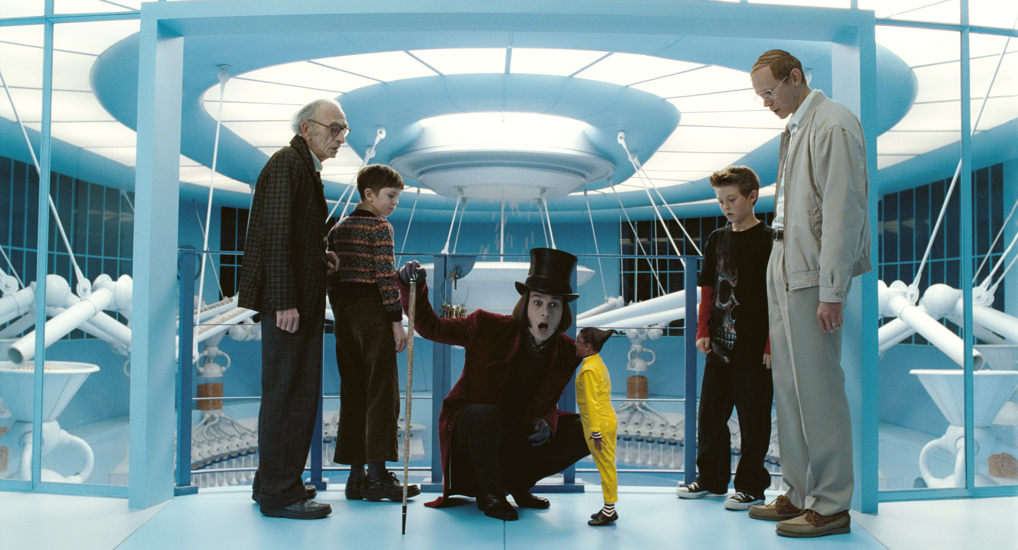 Lighting Usage: Charlie in the Chocolate Factory | Do you Know ...