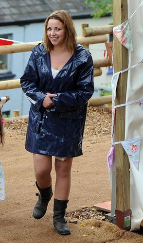 charlotte Church Wye Festival 5th June 2011